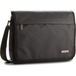 Torba na laptopa LANETTI - RM0296 Czarny. Czarne torby na laptopa damskie Lanetti, z materiału. Za 99.99 zł.