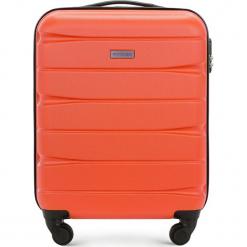 Walizka kabinowa 56-3A-361-55. Pomarańczowe walizki damskie Wittchen. Za 199.00 zł.