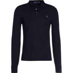 Polo Ralph Lauren SLIM FIT Koszulka polo black. Koszulki polo męskie Polo Ralph Lauren, z bawełny, polo. Za 459.00 zł.
