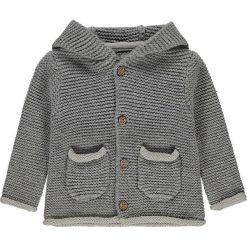 Sweter rozpinany w kolorze szarym. Swetry dla chłopców marki Reserved. W wyprzedaży za 105.95 zł.