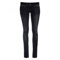 Pepe Jeans Jeansy Damskie Vera 29/34, Czarne. Czarne jeansy damskie Pepe Jeans. Za 499.00 zł.
