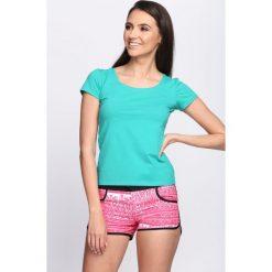 Kolekcja Shirty Chillizet T 2019 Zielone Zima Damskie pl H6xtawqP