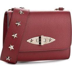 Torebka RED VALENTINO - NQ2B0711 Lacca 017. Czerwone listonoszki damskie Red Valentino, ze skóry. W wyprzedaży za 979.00 zł.