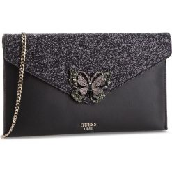 Torebka GUESS - HWGB71 11280 BLA. Czarne torebki do ręki damskie Guess, ze skóry ekologicznej. Za 449.00 zł.