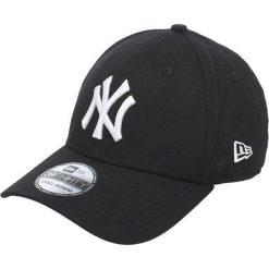 New Era - Czapka 39 Thirty. Czarne czapki i kapelusze męskie New Era. W wyprzedaży za 79.90 zł.