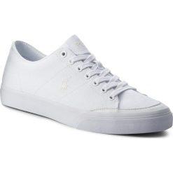 Tenisówki POLO RALPH LAUREN - Sherwin 816713485002 White. Białe trampki męskie Polo Ralph Lauren, z gumy. Za 349.90 zł.