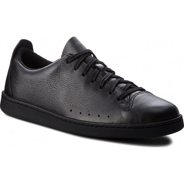 6d248f8af6ef Sneakersy CLARKS - Nathan Lace 261371107 Black Leather - Półbuty na co  dzień męskie marki Clarks. W wyprzedaży za 299.00 zł. - Półbuty na co dzień  męskie ...