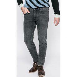 Calvin Klein Jeans - Jeansy Curtis Black. Czarne jeansy męskie Calvin Klein Jeans. W wyprzedaży za 299.90 zł.