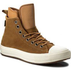Trampki CONVERSE - Ctas Wp Boot Hi 157461C Raw Sugar/Egret/Gum. Brązowe trampki męskie Converse, z gumy. W wyprzedaży za 329.00 zł.