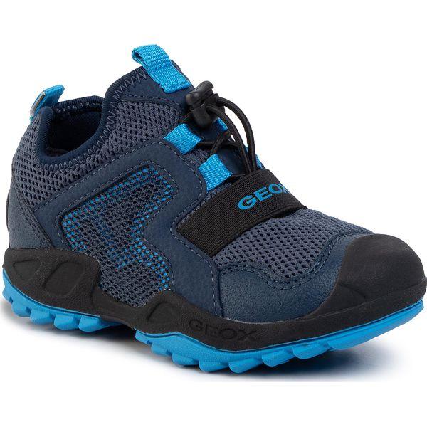 Sneakersy GEOX J N.Savage B. A J921VA 01450 C4231 S NavySky