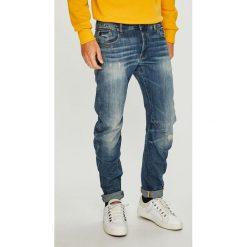 G-Star Raw - Jeansy Arc 3d Slim. Niebieskie jeansy męskie G-Star Raw. Za 659.90 zł.
