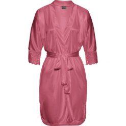 Szlafrok kimono bonprix różowobrązowy. Szlafroki damskie marki NABAIJI. Za 59.99 zł.
