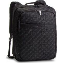 Plecak GUESS - HM6608 POL91 BLA. Czarne plecaki damskie Guess, z aplikacjami, ze skóry ekologicznej. Za 839.00 zł.