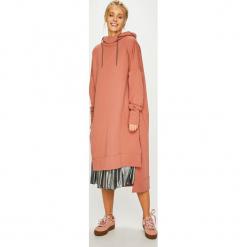 Answear - Bluza Nomad. Pomarańczowe bluzy damskie ANSWEAR, z bawełny. Za 149.90 zł.