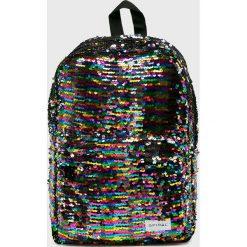 Spiral - Plecak. Czarne plecaki damskie Spiral. W wyprzedaży za 119.90 zł.