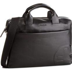 Torba na laptopa STRELLSON - Jones 4010002359 Black 900. Czarne torby na laptopa męskie Strellson, ze skóry. W wyprzedaży za 669.00 zł.