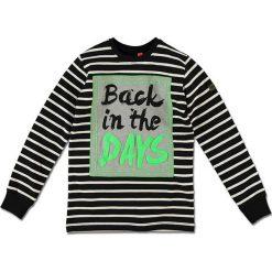 """Koszulka """"Quido"""" w kolorze czarno-białym. T-shirty dla chłopców marki Reserved. W wyprzedaży za 69.95 zł."""
