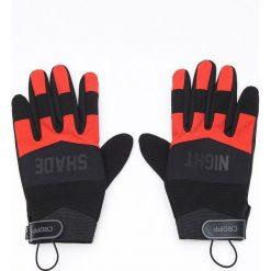 Rękawiczki - Czerwony. Czerwone rękawiczki męskie Cropp. Za 49.99 zł.