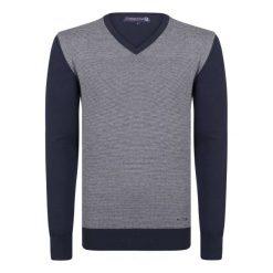Giorgio Di Mare Sweter Męski Xl Ciemny Niebieski. Niebieskie swetry przez głowę męskie Giorgio di Mare. Za 169.00 zł.