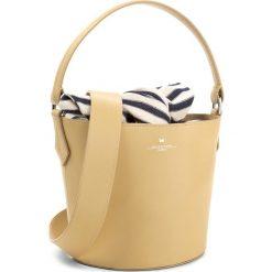 Torebka WEEKEND MAXMARA - Feriale 55110882600  Lemon 004. Żółte torebki do ręki damskie WEEKEND MaxMara, ze skóry. W wyprzedaży za 719.00 zł.