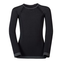 Odlo Koszulka tech. Odlo Shirt l/s crew neck EVOLUTION WARM - 183139 - 183139/60056/152/164. T-shirty damskie Odlo. Za 110.37 zł.