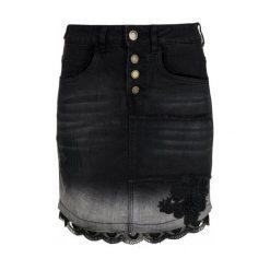 Desigual Spódnica Damska Blanche 28 Czarny. Czarne spódnice damskie Desigual. W wyprzedaży za 299.00 zł.