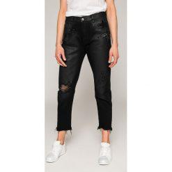 Diesel - Jeansy De-Clairy. Szare jeansy damskie Diesel. W wyprzedaży za 799.90 zł.