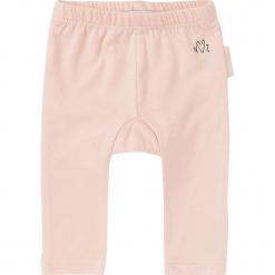 """Legginsy """"Inveruno"""" w kolorze jasnoróżowym. Czerwone legginsy dla dziewczynek Noppies Baby. W wyprzedaży za 22.95 zł."""