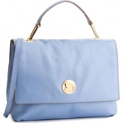 Torebka COCCINELLE - DD0 Liya E1 DD0 18 01 01 Cosmic Li/Taupe 801. Niebieskie torebki do ręki damskie Coccinelle, ze skóry. Za 1,499.90 zł.
