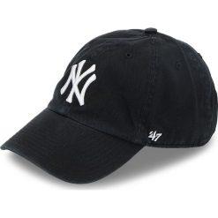 Czapka z daszkiem 47 BRAND - Mlb New Yankess B-RGW17GWS-BKD Czarny. Czarne czapki i kapelusze męskie 47 Brand, z bawełny. Za 99.00 zł.