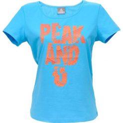 PEAK Koszulka damska F652278 niebieska r. XS (63593). Bluzki damskie PEAK. Za 44.21 zł.