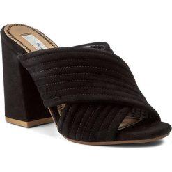 Klapki PEPE JEANS - Bay Stitching PLS90249  Black 999. Czarne klapki damskie Pepe Jeans, z jeansu. W wyprzedaży za 279.00 zł.