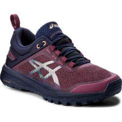Buty ASICS - Gecko Xt T876N Baton Rouge/Indigo Blue/Begonia Pink 3249. Fioletowe obuwie sportowe damskie Asics, z gumy. W wyprzedaży za 349.00 zł.