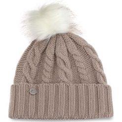 Czapka NEW BALANCE - 500343 696. Brązowe czapki i kapelusze damskie New Balance, z kaszmiru. W wyprzedaży za 129.00 zł.