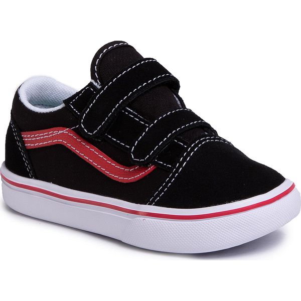 Tenisówki VANS Comfycush Old Sko VN0A4TZI4HJ1 (Pop) BlackRed