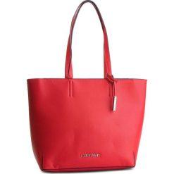 Torebka CALVIN KLEIN - Stitch Ew Shopper K60K604844 640. Czerwone torebki shopper damskie Calvin Klein, ze skóry ekologicznej. Za 599.00 zł.