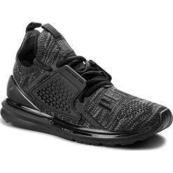 Buty PUMA - Ignite Limitless 2 EvoKnit 191441 01 Puma Black/Iron Gate. Czarne buty sportowe męskie Puma, z materiału. W wyprzedaży za 369.00 zł.