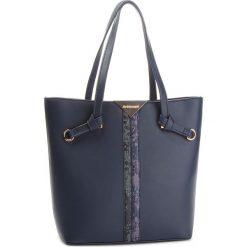 Torebka MONNARI - BAG7570 Navy 013. Niebieskie torebki do ręki damskie Monnari, ze skóry ekologicznej. W wyprzedaży za 199.00 zł.