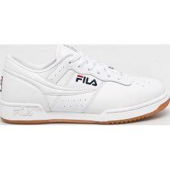Fila - Buty Original Fitness. Szare buty sportowe męskie Fila, z gumy. W wyprzedaży za 299.90 zł.
