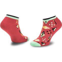 Skarpety Niskie Unisex HAPPY SOCKS - ATINC05-4000 Czerwony. Skarpety damskie Happy Socks, z bawełny. Za 39.90 zł.