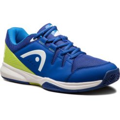 Buty HEAD - Brazer 273418  Blue/Apple Green 070. Niebieskie buty sportowe męskie Head, z materiału. W wyprzedaży za 209.00 zł.