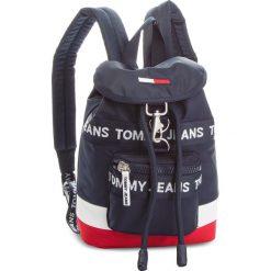 Plecak TOMMY JEANS - Tj Heritage Mini Bac AU0AU00251 901. Plecaki damskie marki Tommy Jeans. W wyprzedaży za 309.00 zł.
