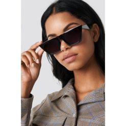 NA-KD Accessories Okulary przeciwsłoneczne kocie oczy - Black. Czarne okulary przeciwsłoneczne damskie NA-KD Accessories. Za 60.95 zł.