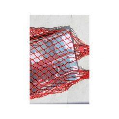 Czerwone sznurki siatka. Czerwone torebki shopper damskie Laboratoryart. Za 150.00 zł.