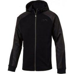 Puma Bluza Ub Legend Fz Hoody Cotton Black S. Czarne bluzy męskie Puma. W wyprzedaży za 209.00 zł.
