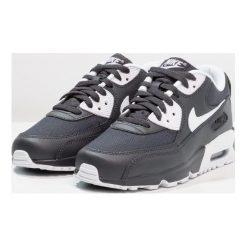 Nike Sportswear AIR MAX 90 Tenisówki i Trampki anthracite/white/black. Buty sportowe chłopięce Nike Sportswear, z gumy. Za 449.00 zł.
