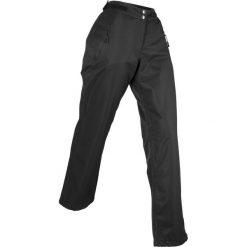 Lekkie długie spodnie ocieplane funkcyjne, watowane bonprix czarny. Spodnie materiałowe damskie marki DOMYOS. Za 179.99 zł.