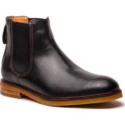 Sztyblety CLARKS - Clarkdale Gobi 261362547 Black Leather. Botki męskie marki Giacomo Conti. W wyprzedaży za 389.00 zł.