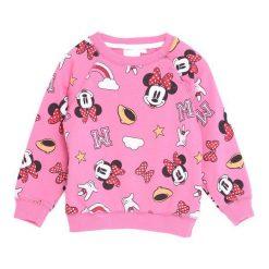 Różowa Bluza Blossoming. Czerwone bluzy dla dziewczynek Born2be. Za 34.99 zł.