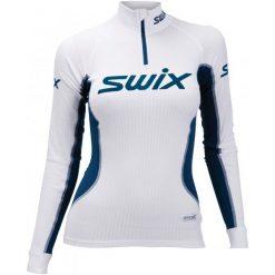 Swix Koszulka Funkcyjna Damska Racex Biały M. Białe koszulki sportowe damskie Swix, z długim rękawem. Za 209.00 zł.